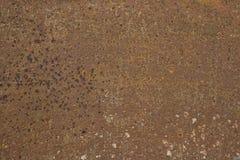 παλαιά επιφάνεια σιδήρου Στοκ Εικόνες
