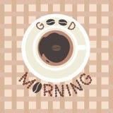 παλαιά επιχειρησιακού καφέ συμβάσεων διαμορφωμένη φλυτζάνι φρέσκια γραφομηχανή σκηνής πεννών καλημέρας παλαιά Στοκ Φωτογραφίες