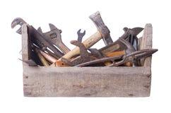 Παλαιά εργαλεία εργασίας Στοκ Φωτογραφία