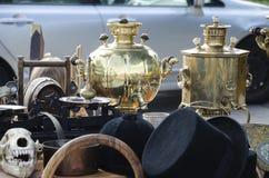 παλαιά εργαλεία κουζινώ Στοκ Φωτογραφίες