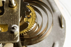 Παλαιά εργαλεία ρολογιών Στοκ φωτογραφία με δικαίωμα ελεύθερης χρήσης
