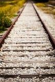 Παλαιά διαδρομή σιδηροδρόμου στοκ εικόνες με δικαίωμα ελεύθερης χρήσης