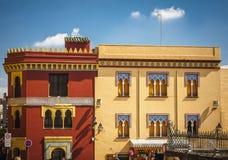 παλαιά Ισπανία πόλη της Κόρδοβα Στοκ εικόνα με δικαίωμα ελεύθερης χρήσης