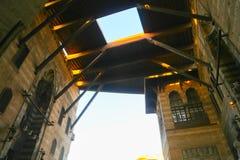 Παλαιά Κάιρο - Fatimid Κάιρο Στοκ Εικόνα