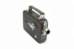 Παλαιά κάμερα κινηματογράφων Στοκ φωτογραφίες με δικαίωμα ελεύθερης χρήσης