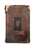 Παλαιά κάλυψη βιβλίων Στοκ Εικόνες