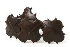 Παλαιά καρφιά σιδήρου Στοκ Εικόνες