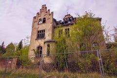 παλαιά καταστροφή Στοκ εικόνες με δικαίωμα ελεύθερης χρήσης