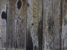 Παλαιά καφετιά ξύλινη σύσταση υποβάθρου φρακτών Στοκ φωτογραφία με δικαίωμα ελεύθερης χρήσης