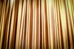 Παλαιά κουρτίνα γραμμών λουρίδων Στοκ φωτογραφία με δικαίωμα ελεύθερης χρήσης