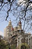Παλαιά κτήρια στο Μπουένος Άιρες Στοκ φωτογραφίες με δικαίωμα ελεύθερης χρήσης