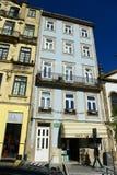 Παλαιά κτήρια στο Πόρτο, Πορτογαλία Στοκ Φωτογραφίες