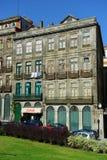 Παλαιά κτήρια στο Πόρτο, Πορτογαλία Στοκ εικόνα με δικαίωμα ελεύθερης χρήσης