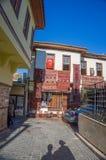 Παλαιά κωμόπολη Antalya bazaar, παλαιά πόλη Antalya bazaar Στοκ Εικόνα