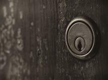 Παλαιά κλειδαριά στοκ φωτογραφίες με δικαίωμα ελεύθερης χρήσης