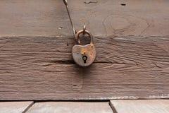 Παλαιά κλειδαριά στοκ φωτογραφίες
