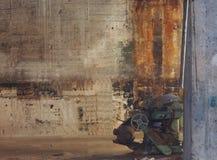 Παλαιά μηχανή Στοκ Εικόνα