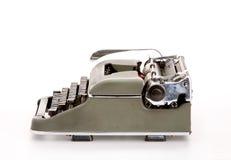 Παλαιά μηχανική γραφομηχανή Στοκ εικόνες με δικαίωμα ελεύθερης χρήσης