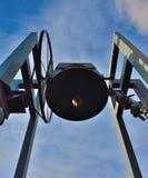 Παλαιά μπελ πύργων χαλκού Στοκ φωτογραφία με δικαίωμα ελεύθερης χρήσης