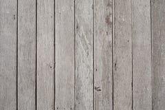 Παλαιά ξύλινα άσπρα taxture και υπόβαθρο με το διάστημα Στοκ Εικόνες
