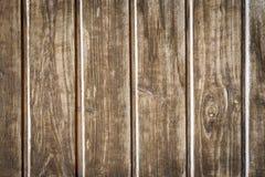Παλαιά ξύλινα slats με τη δομή Στοκ Εικόνα