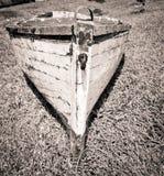 Παλαιά ξύλινη βάρκα στοκ φωτογραφίες με δικαίωμα ελεύθερης χρήσης