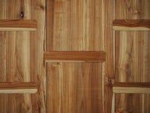 Παλαιά ξύλινη σύσταση παρκέ Στοκ εικόνες με δικαίωμα ελεύθερης χρήσης