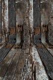 Παλαιά ξύλινη χρήση ως φυσικό υπόβαθρο Στοκ φωτογραφία με δικαίωμα ελεύθερης χρήσης