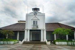 Παλαιά οικοδόμηση δικαστηρίου σε Kuching Στοκ Εικόνες