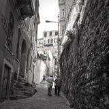 παλαιά οδός στοκ φωτογραφίες με δικαίωμα ελεύθερης χρήσης