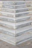 παλαιά πέτρα σκαλών σειράς της Ιταλίας Στοκ εικόνα με δικαίωμα ελεύθερης χρήσης