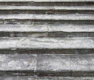 παλαιά πέτρα σκαλών Στοκ εικόνες με δικαίωμα ελεύθερης χρήσης