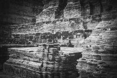 Παλαιά παγόδα στην Ταϊλάνδη 3 Στοκ εικόνα με δικαίωμα ελεύθερης χρήσης