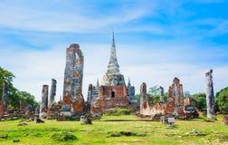 Παλαιά παγόδα στην Ταϊλάνδη 5 Στοκ εικόνα με δικαίωμα ελεύθερης χρήσης