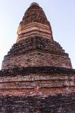 Παλαιά παγόδα στο tha wiang kan, αρχαία πόλη στο chiangmai, Ταϊλάνδη Στοκ Εικόνες