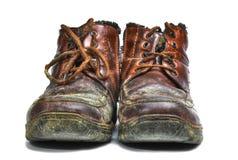παλαιά παπούτσια απεικόνιση αποθεμάτων