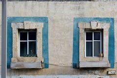 Παλαιά παράθυρα του Ισραήλ Στοκ Φωτογραφίες