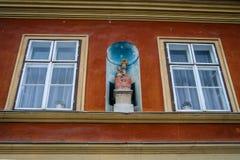Παλαιά παράθυρα Στοκ Εικόνες