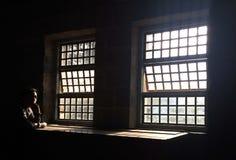 Παλαιά παράθυρα Sagada στοκ εικόνες