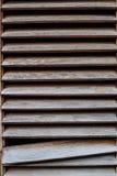 παλαιά παραθυρόφυλλα Στοκ εικόνες με δικαίωμα ελεύθερης χρήσης