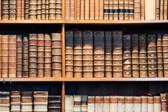 Παλαιά παλαιά βιβλία Στοκ Φωτογραφία