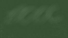 Παλαιά πράσινη διανυσματική σύσταση πινάκων κιμωλίας Στοκ φωτογραφία με δικαίωμα ελεύθερης χρήσης
