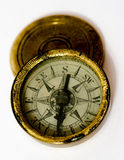Παλαιά πυξίδα 1831 Στοκ Φωτογραφίες