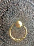 Παλαιά πόρτα Αρμενία μετάλλων Στοκ εικόνες με δικαίωμα ελεύθερης χρήσης