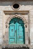 Παλαιά πόρτα στην Τουρκία Στοκ φωτογραφία με δικαίωμα ελεύθερης χρήσης