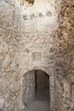 Παλαιά πόρτα στο αρχαίο οθωμανικό οχυρό Στοκ εικόνες με δικαίωμα ελεύθερης χρήσης