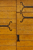 Παλαιά πόρτα Στοκ Φωτογραφίες