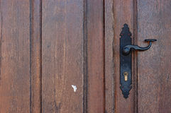 Παλαιά πόρτα Στοκ Φωτογραφία