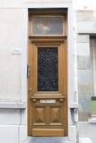 Παλαιά πόρτα, Lier, Βέλγιο Στοκ φωτογραφία με δικαίωμα ελεύθερης χρήσης