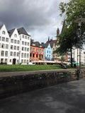 Παλαιά πόλη Κολωνία Στοκ Εικόνα